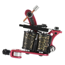 Professional Tattoo Machine Motor for Tattooing Shader & Liner Machine Gun Body Tattoo Gun Machine For Beginner