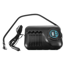 Car Air Compressor 12V 250psi Inflator Pump Digital Display Inflatable Pumps Portable Van(China)