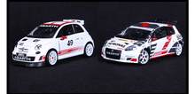 Bburago 1:24 Classic car model 500 s200 The simulation model collection