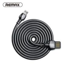 REMAX Dual USB Metal Micro USB Data Cable braided wire Charger Cable for Samsung S7 S6/xiaomi note4 4x/LG Christmas gift(China)