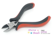 DoreenBeads 1 PC Side Cutter&Nipper Plier Beading Jewelry Tool 12CM (B04071)(China)