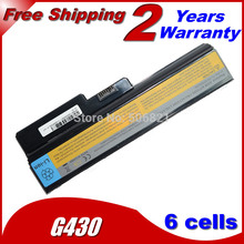 JIGU Laptop Battery for IBM Lenovo 3000 G455 For Lenovo N500 G550 IdeaPad G430 V460 Z360 B460 V460D L08S6Y02 L08S6D02 L08S6C02(China)