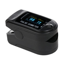best fingertip pulse oximeter spo2 monitor pulse oximeter module CMS 50D SPO2 and pulse rate fast delivery(China)