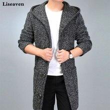 dcc3847f4c8ef5 Liseaven-Men-s-Thick-Trench-Coat-Men-Long-Sleeve-Casual-Coats-2018-Men -Winter-Jacket-Overcoat.jpg 220x220q90.jpg