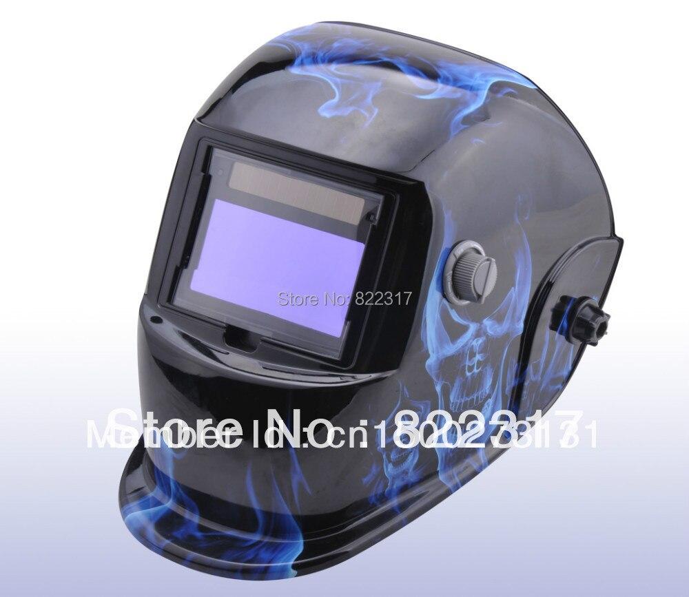 auto-darkening welding helmet/Welding mask(XDH6-610G FLAME)<br>