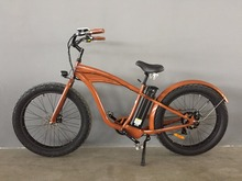 Aluminum Alloy Merry Gold Hummer 2.0 Electric Mountain Bicycle 7 Speed 48V 500Watt 20Ah Electric Bike With Cheap Price