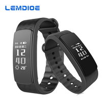 LEMDIOE I3 Bluetooth Smart Band fitness Bracelet Message reminder Sport Waterproof smart Wristband IOS Android Phones - Store store