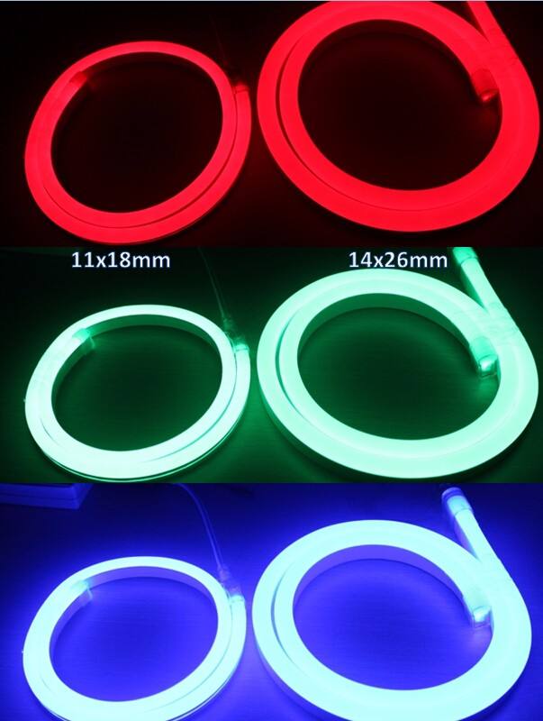 RGB Neon Ultra thin and Standard