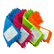 2016 Fregona Mops Floor 20-30 Seconds <2kg Chenille 1 <40% Hot Mop Head Home Dust Refill Microfiber Top Household Replacement(China)