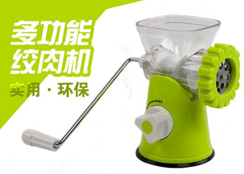 Multifunctional Mini Manual vegetables and meat grinder<br>