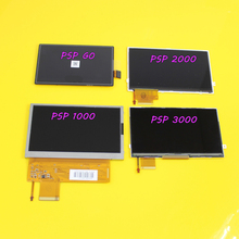 LCD SCREEN DISPLAY For Sony PSP 1000-1003 2000 3000-3004 LCD Display Screen Replacement for  PSP GO
