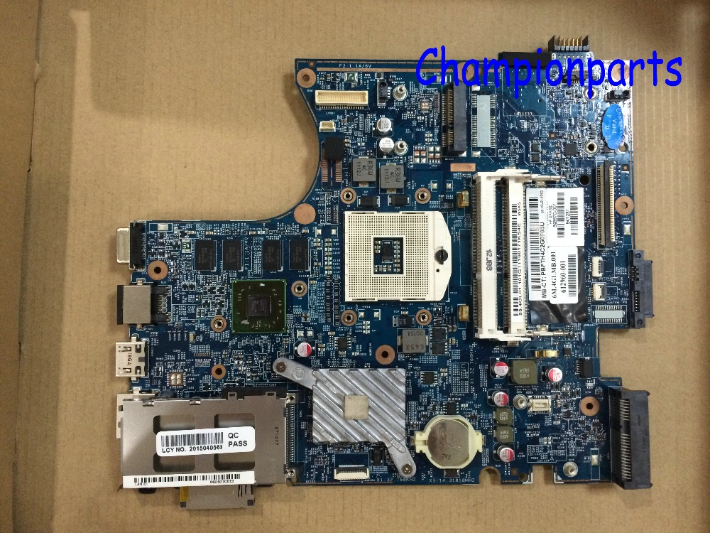 WORKING + AVAILABLE 598670-001 48.4GK01.041 LAPTOP MOTHERBOARD For HP 4720S 4520S NOTEBOOK PC<br><br>Aliexpress
