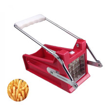Potato Chip Cutting Peel Machine French Fries Maker Cutter Slicer Kitchen Gadget Vegetable Fruit Cutting Peeler Cooking Tools(China)