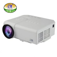 Everyone Gain 2017 Newest LCD LED Portable Projector 200 lumens Full HD 1080P Mini Proyector Video Build-in Speaker Beamer A30