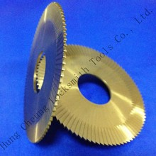 Side face milling cutter 0023 in HSS for Wenxing  Key Cutting Machine 100G,202A,100G2(2pcs/lot)