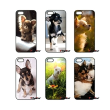 Love Chihuahua dog puppy Cell Phone Case Cover For iPhone 4 4S 5 5C SE 6 6S 7 Plus Samsung Galaxy Grand Core Prime Alpha(China)
