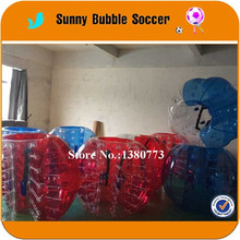 Door To Door Delivery TPU 1.2M Promotional price!!! TPU inflatable human bubble ball, bubble soccer football,
