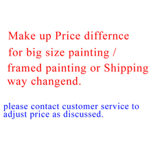 Order this to Make up Difference for customized painting,contact customer service for price ajust