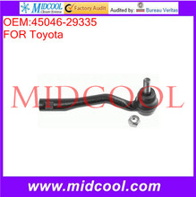 High Quality Auto Parts Front Axle Right Steering Tie Rod End OEM:45046-29335