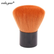 Professional Buffer Brush Face Makeup Tool Kabuki Brush(Hong Kong)