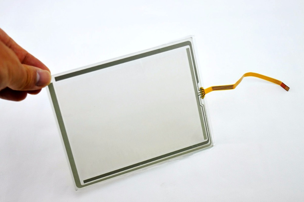 Touch panel for 6AV6642-0DA01-1AX0 OP177B touch panel, SIMATIC HMI Touch Glass, fast shipping<br>