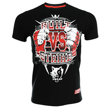 VSZAP BUILT VS STRIKE Short-sleeved T-shirt mma t shirt men fight boy Cotton Elasticity offset printing S-XXL High-quality