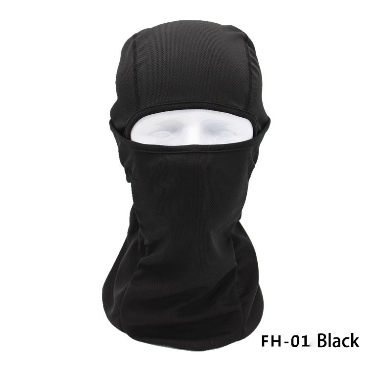 Apparel Accessories Have An Inquiring Mind 10 Color Unisex Cycling Bicycle Bike Motorcycle Mask Protection Full Face Lycra Balaclava Headwear Neck Cycling Mask High Quality Girl's Accessories