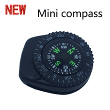 Compass outdoor watch buckle portable compass directional compass free shipping