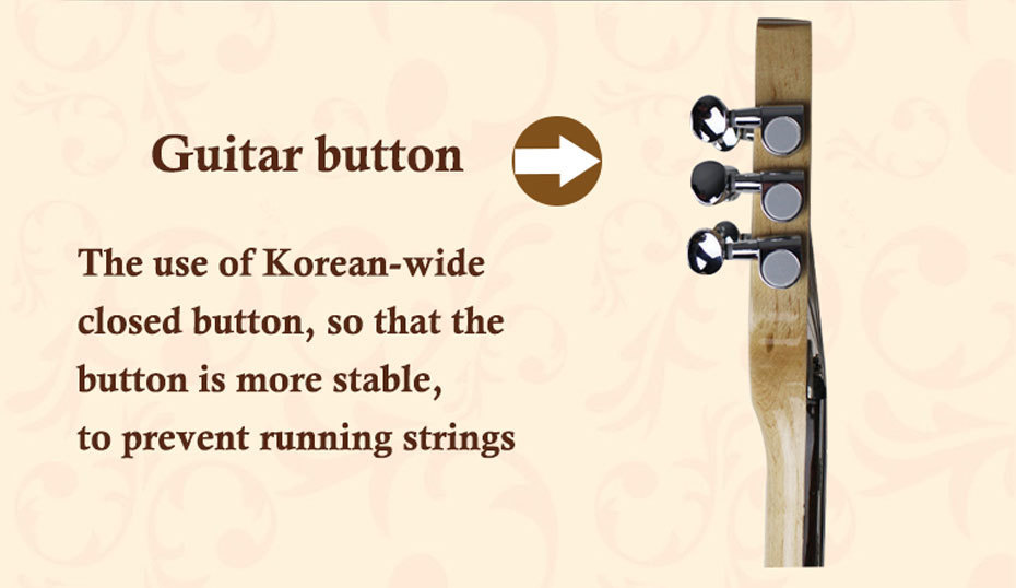 MINGYU Brand Electric Guitar Mute Mini PortableCan Be Inserted Headphones Self-listening Three Independent Pickups