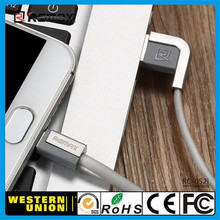 Remax USB Cable for iPhone 5S iPhone 5 Power Cord i6 Phone Charger  Line Aluminum Wire for iPhone 6 6s 7 Plus iPad Cabo USB