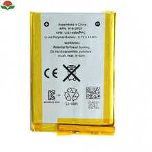 ISUN 10pcs/lot original quality Replacement Battery For iPod Touch 4th Generation 4 4g touch 4 battery(China)