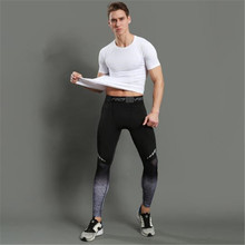 Vertvie Man's Trainings Active Jogger Trouser Gym Sports Fitness Bodybuilding Leggings Male Footballs Sweat Absorbtion Pants