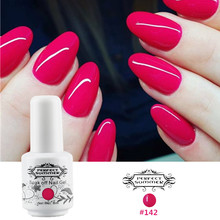 Perfect Summer Nail Gel Polish Soak Off UV LED Color Gel Polish New Arrival UV Nail Gel Lacquer