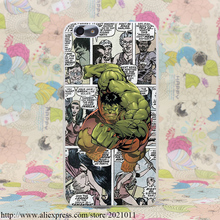 913X Hulk Comic Books Hard Transparent Cover Case for Huawei P9 Lite Plus P8 Lite P7 P6 & Honor 4X 4C 6 7 G7