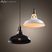 Modern Led Pendant Lights Painted Aluminum Classic Pendant Lamp for Dining Room Bar Restaurant Kitchen Lighting Fixtures Decor(China)