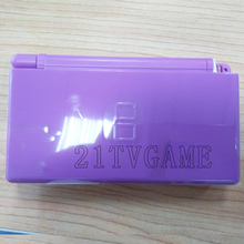 Brand New Purple Color Full Set Shell For Nintendo DS Lite/Case/Shell Replacement Casing For DS Lite(China)