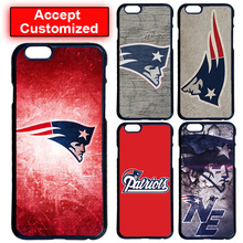 New England Patriots Case for LG Samsung Note 3 4 5 S3 S4 S5 Mini S6 S7 S8 Edge Plus iPhone 4 4S 5 5S SE 5C 6 6S 7 Plus iPod 5