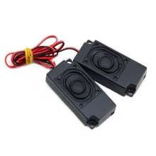 8ohm 3W LCD Speaker - Black (33mm x 70mm)