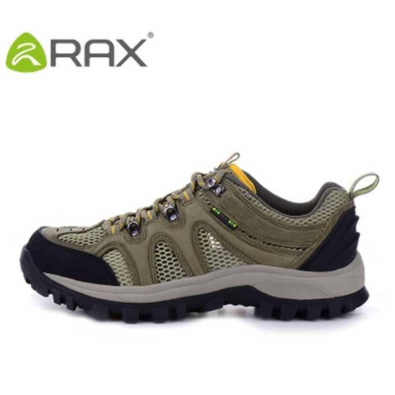 Zapatillas Deportivas Hombre Outdoor Shoes Breathable Hiking Shoes Slip Damping Male Outdoor Men First Layer Of Mens Double <br><br>Aliexpress