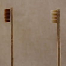 20pcs/lot  bamboo toothbrushes, low-carbon green natural bamboo by hand toothbrush