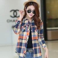 fashion-women-pure-Cotton-long-sleeve-Turn-down-Collar-plaid-Pocket-shirts-female-England-Style-all.jpg_200x200