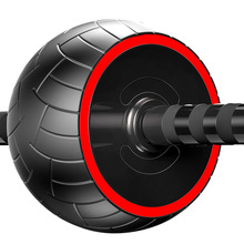 AB Roller No Noise Arm Strength Exercise Body Building Fitness Abdominal Wheel Trainer Roller(Hong Kong,China)