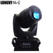 Free Shipping China Supplier Sharpy 120W White Spot LED Moving Head Lights Professional Stage DJ Bar Home Entertainment(China)