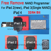 32 64 Bit NAND Flash IC Chip Programmer Tool Fix Repair Motherboard HDD Chip Serial Number SN Model for iPhone iPad(China)