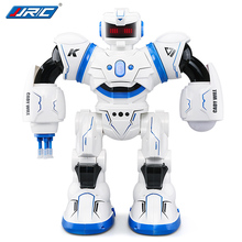 Professional Robot Toy JJRC RC 3 Two Control Mode Action Programmable Intelligent Best Selling Products Radio Control Robot(China)