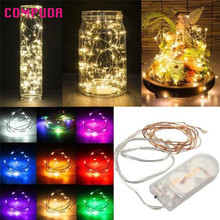Glow Party Supplies Christmas 2M String Fairy Light 20 LED Battery Operated Xmas Lights Party Wedding u70608