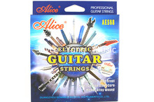 Alice AE568-L/SL Electric Guitar Strings Nickel-Plated Steel High-Carbon Core Nickel Alloy Wound - Joyce Music store