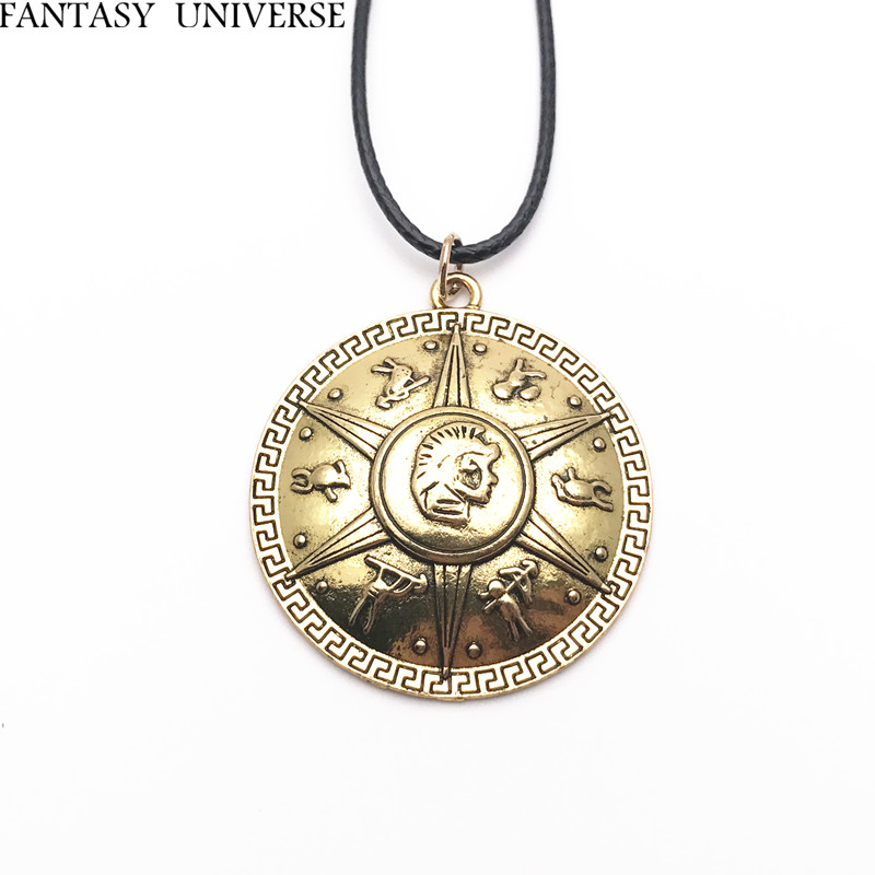 FANTASY UNIVERSE Freeshipping 20pc Percy Jackson necklace PPP01