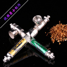 New arrival Metal Pipe Jamaica Rasta Weed / Tobacco / Smoking Pipes Now Gift Mill Smoke Detectors While Stocks Last