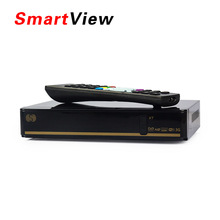 2pcs Original S-V7 Digital Satellite Receiver S V7 AV output VFD Support WEB TV 3G USB Wifi Biss Key Youporn CCCAMD